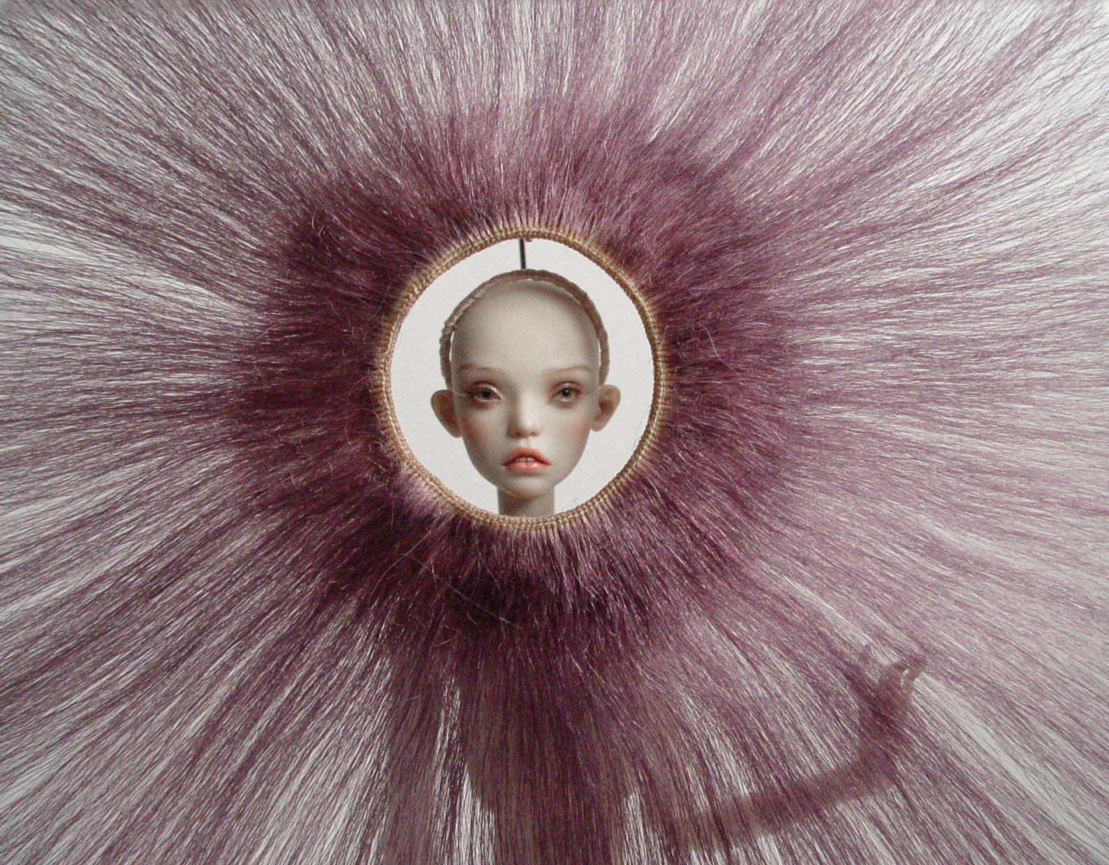 popovy bjd ball jointed doll doll pasha marmite sue enchanted doll bjd wig