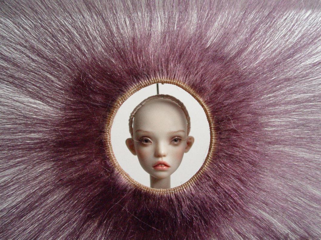 popovy bjd wig ball jointed doll pasha marmite sue enchanted doll wig