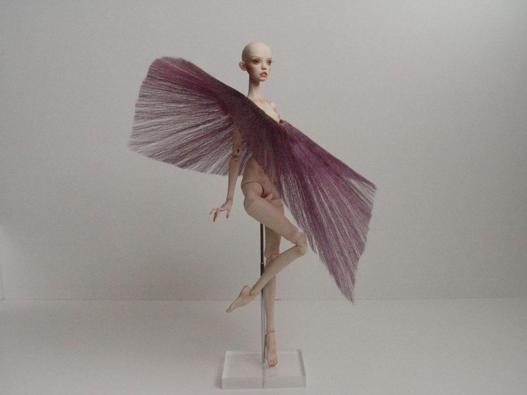 popovy bjd ball jointed doll doll pasha marmite sue enchanted doll wig