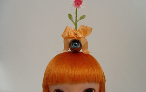 blythe hears voices headpiece prototype aiai chan blythe kenner vintage doll japan