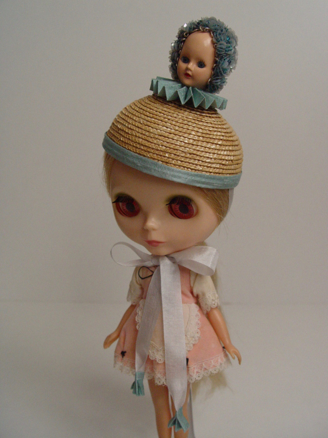 blythe hears voices prototype aiai chan blythe kenner vintage doll japan yatabazah