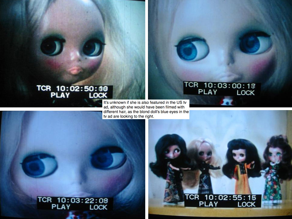 blythe kenner guide history 1972 doll prototype vintage aiai ai chan japan yatabazah