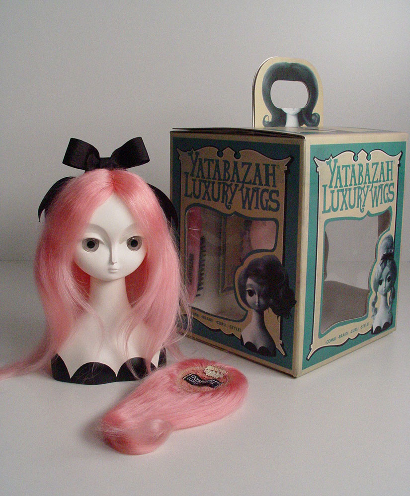 blythe wig kenner mdvanii doll popovy pasha bjd barbie integrity fashion royalty hair alpaca vintage human hair doll japan yatabazah