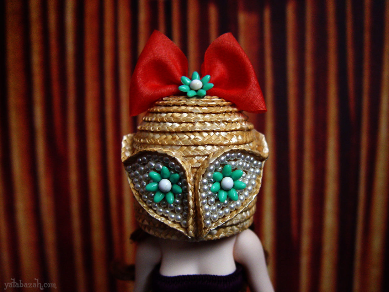 casque cocteau be my baby cherry miyuki odani prototype aiai chan blythe kenner vintage doll japan patent