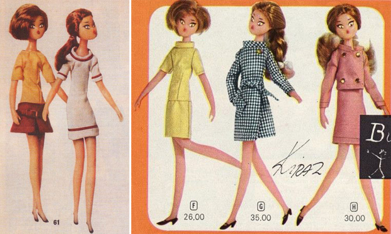 kiraz mamzelle de paris french fashion doll sylvie vartan