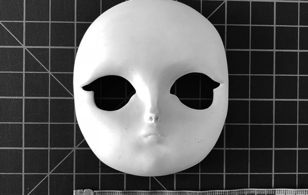 mask prototype aiai chan blythe kenner vintage doll japan patent
