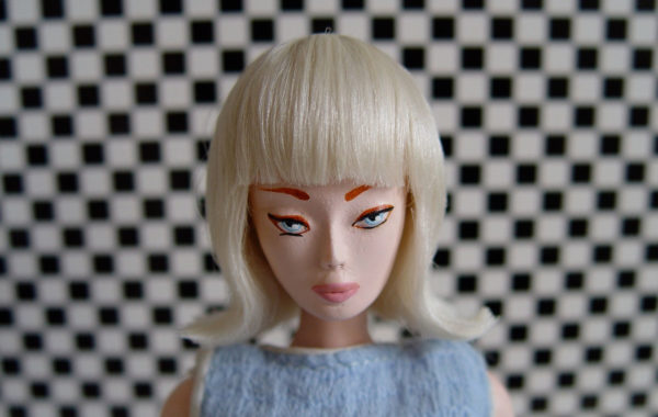 mdvanii wig barbie integrity fashion royalty hair alpaca vintage human hair doll japan yatabazah