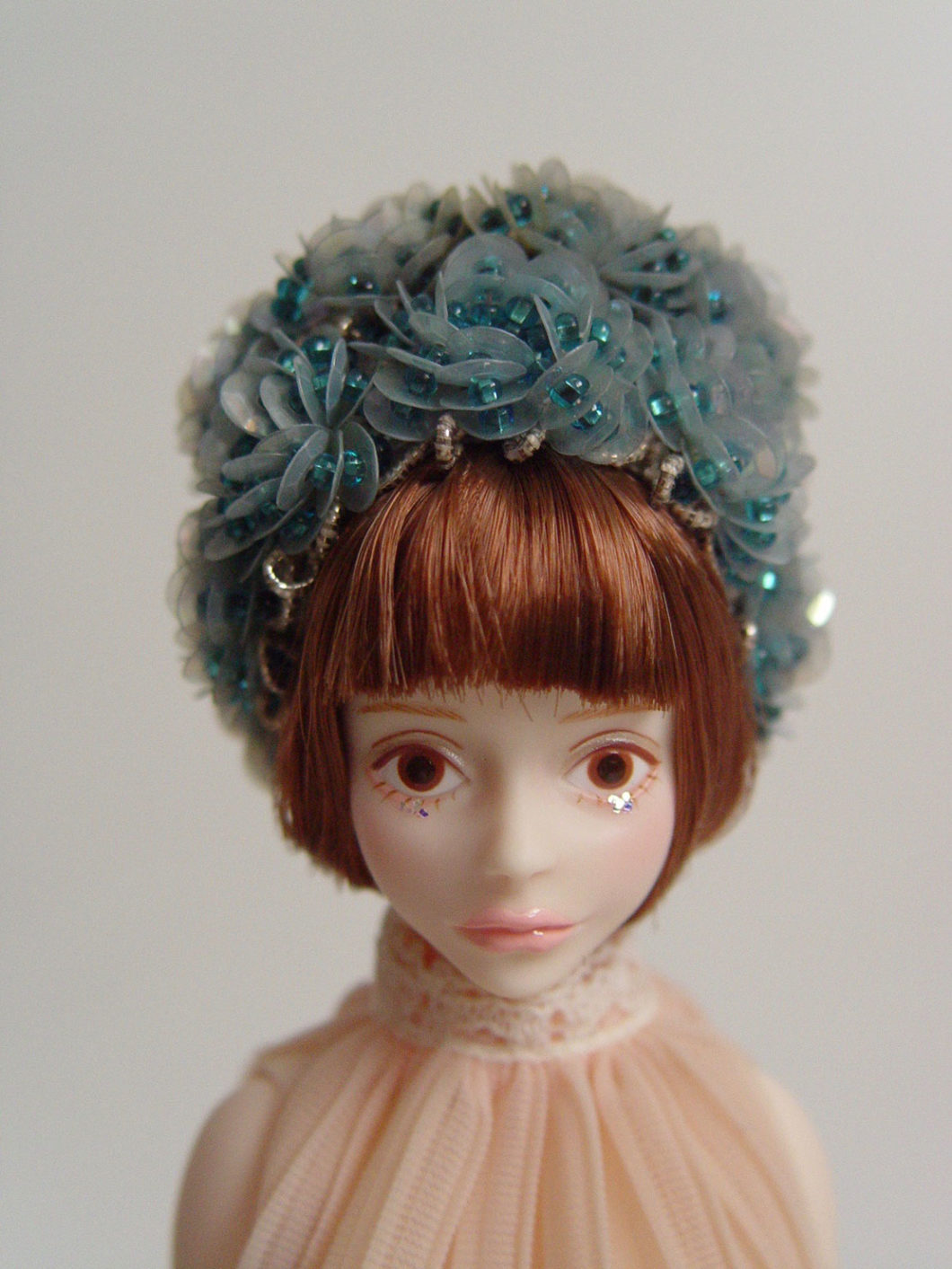 mdvanii wig be my baby cherry barbie integrity fashion royalty hair vintage human doll japan yatabazah