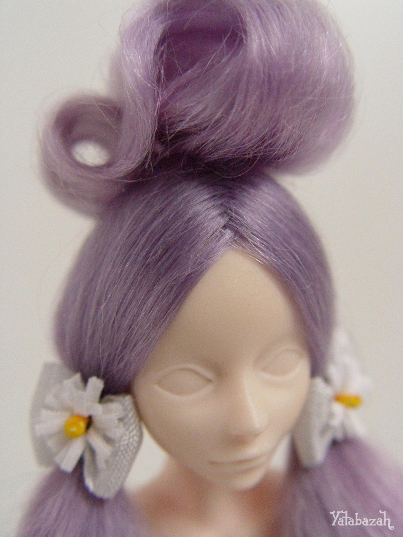 miyuki odani be my baby cherry blythe doll wig barbie integrity fashion royalty hair vintage human doll japan yatabazah