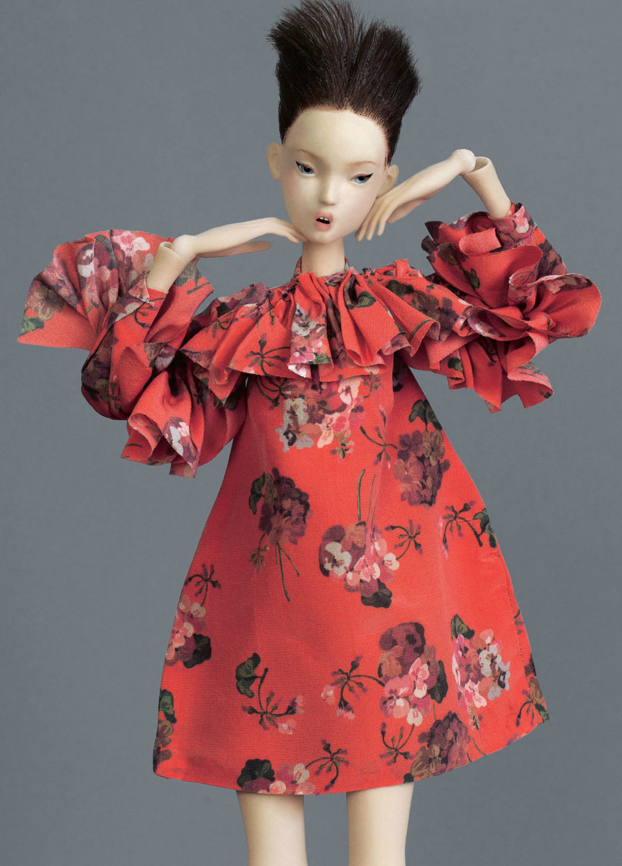 popovy bjd ball jointed doll doll pasha marmite sue enchanted doll wig mooqla modoll 2