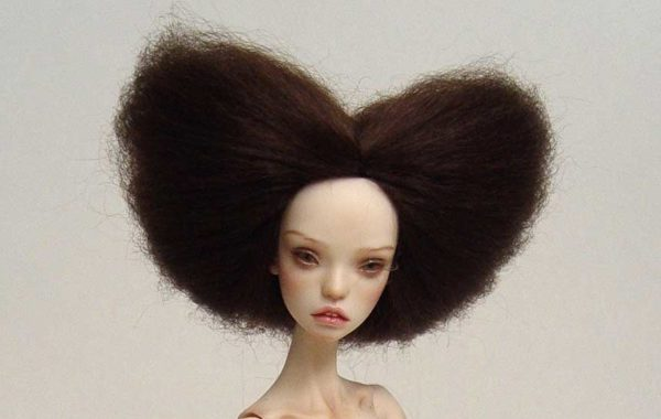 popovy bjd doll pasha marmite sue enchanted doll wig