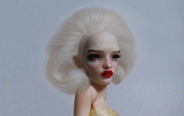 popovy pasha bjd wig yatabazah