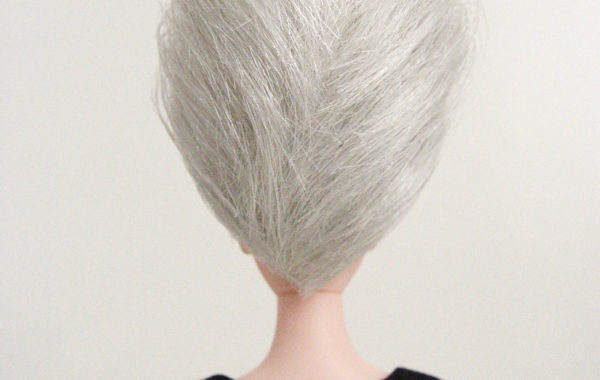 mdvanii wig barbie silkstone fashion royalty beehive doll