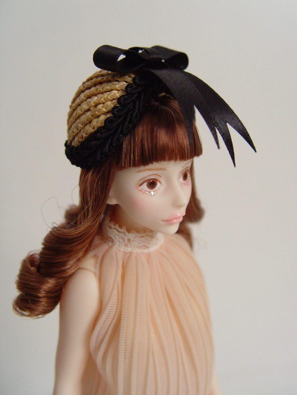 be my baby cherry miyuki odani doll straw hat barbie