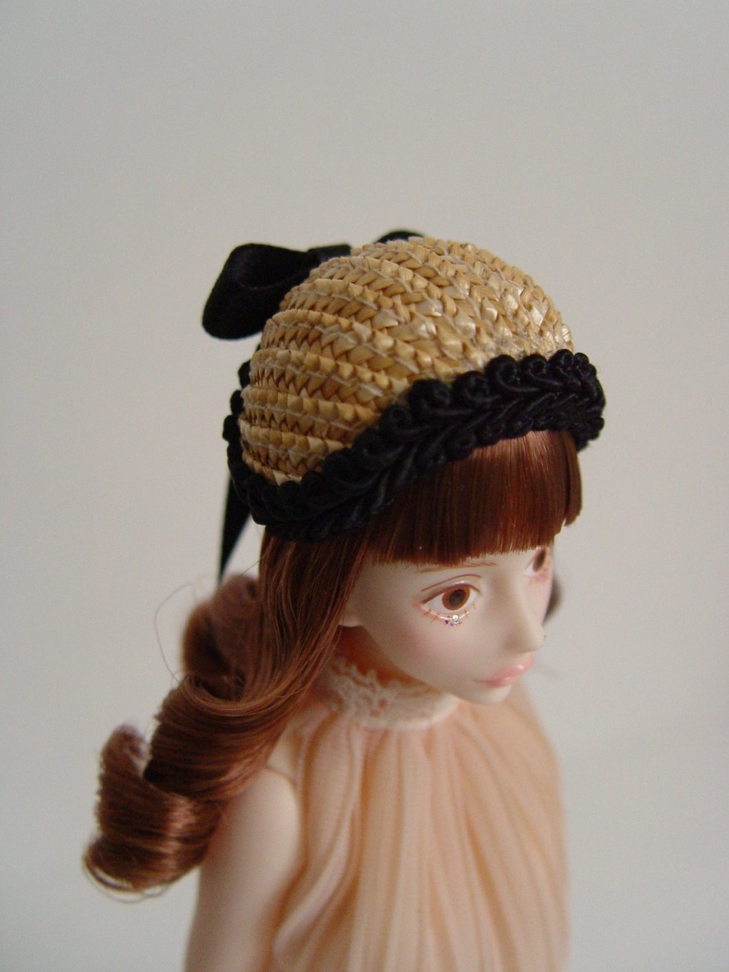 be my baby cherry miyuki odani doll straw hat barbie