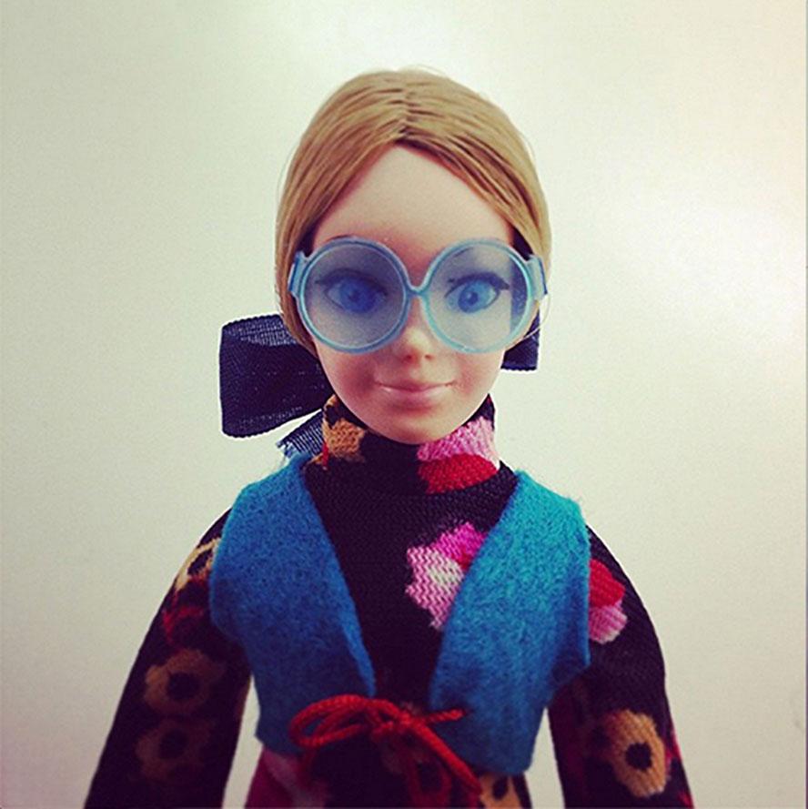 world of love hasbro vintage doll yatabazah