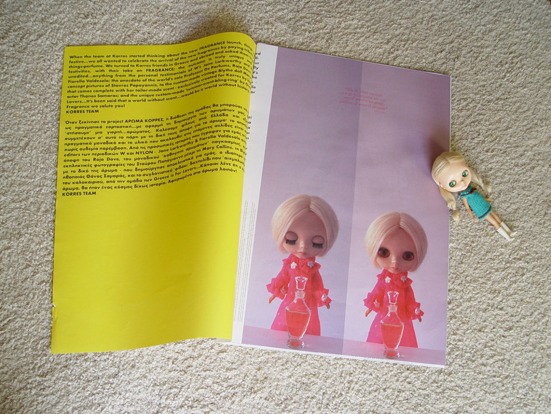 yatabazah 1972 blythe kenner vintage doll Takara prototype aiai chan japan