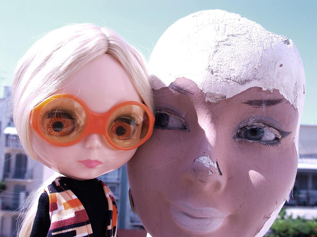 yatabazah store mannequin blythe kenner mdvanii vintage doll aiai chan japan