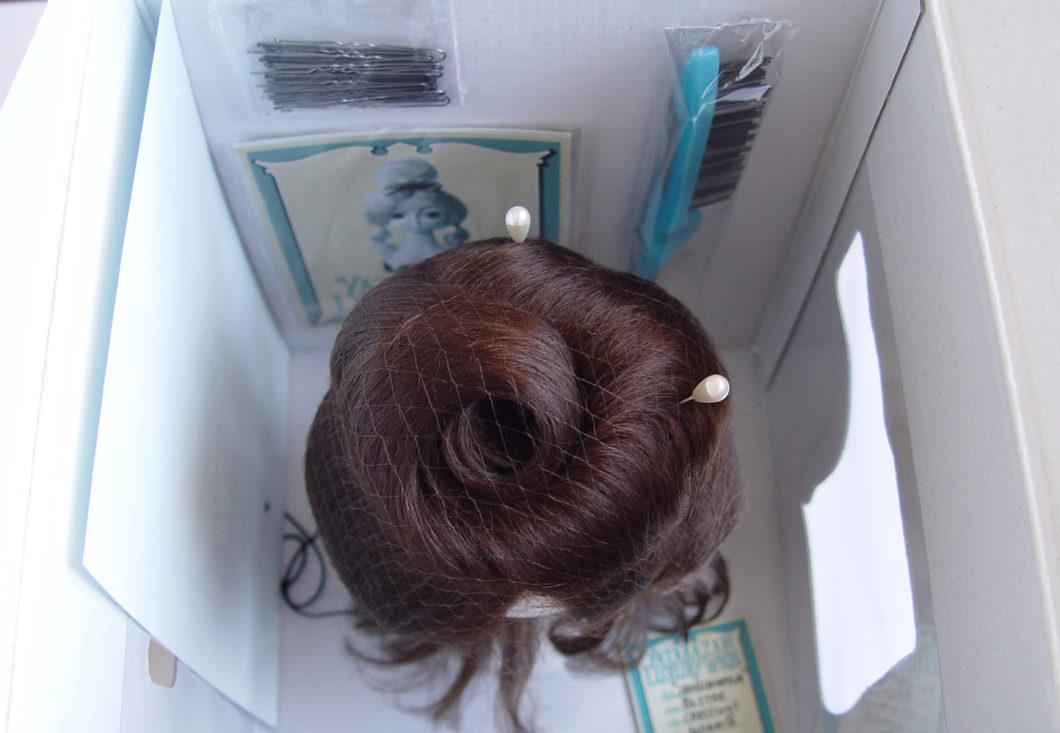 yatabazah luxury wigs Kenner 1972 blythe doll hair defrizz restoration yatafix prototype aiai chan blythe vintage doll japan