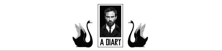 Thanos Samaras – The Diary